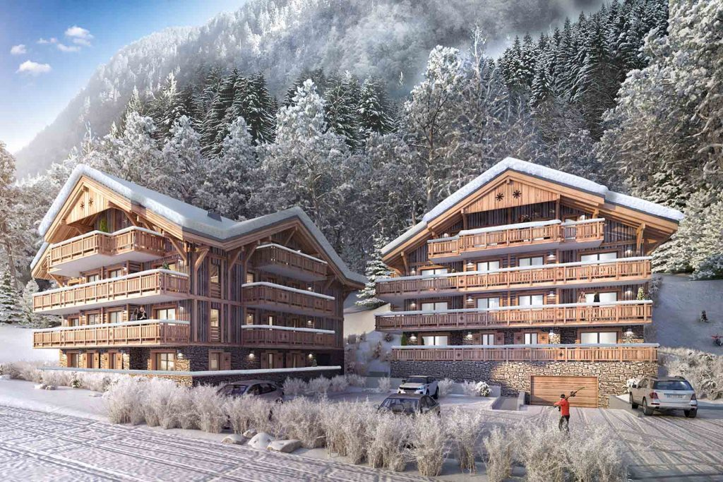 morzine new development for sale