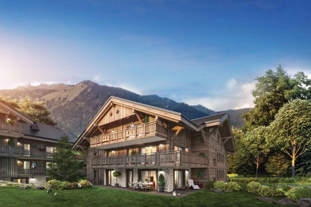 Morzine apartments for sale