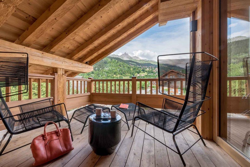 Chalet Le Raffort for sale