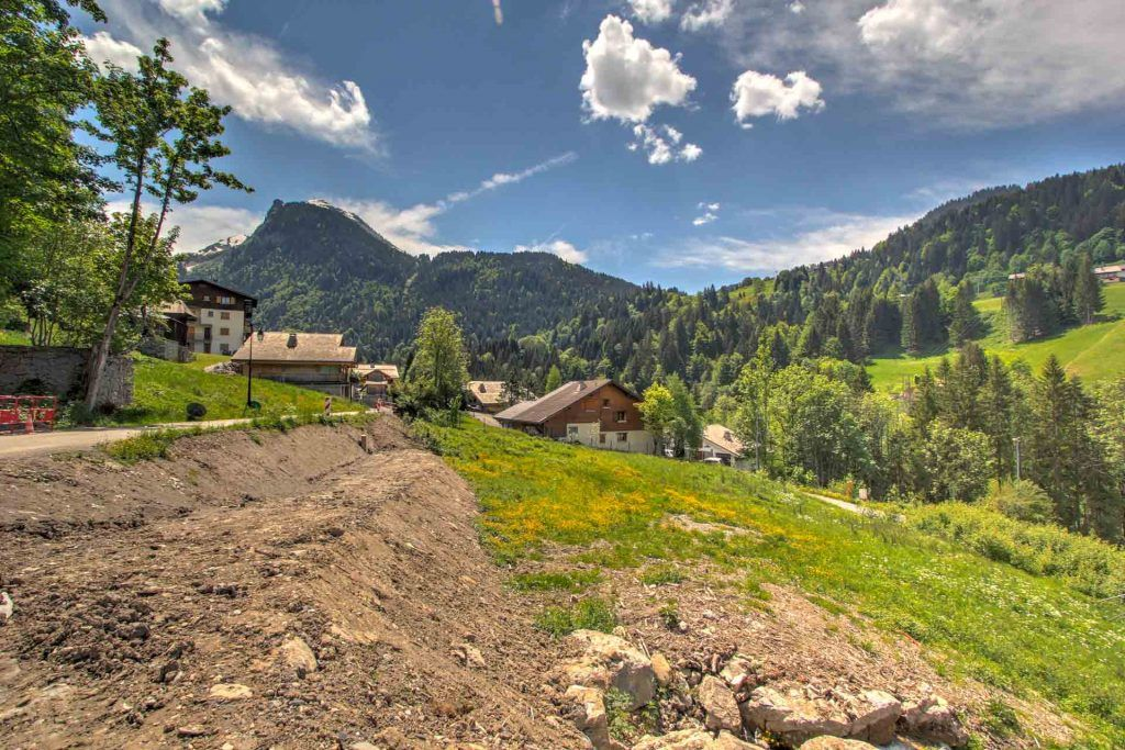 Luxury detached Chalet sale Morzine