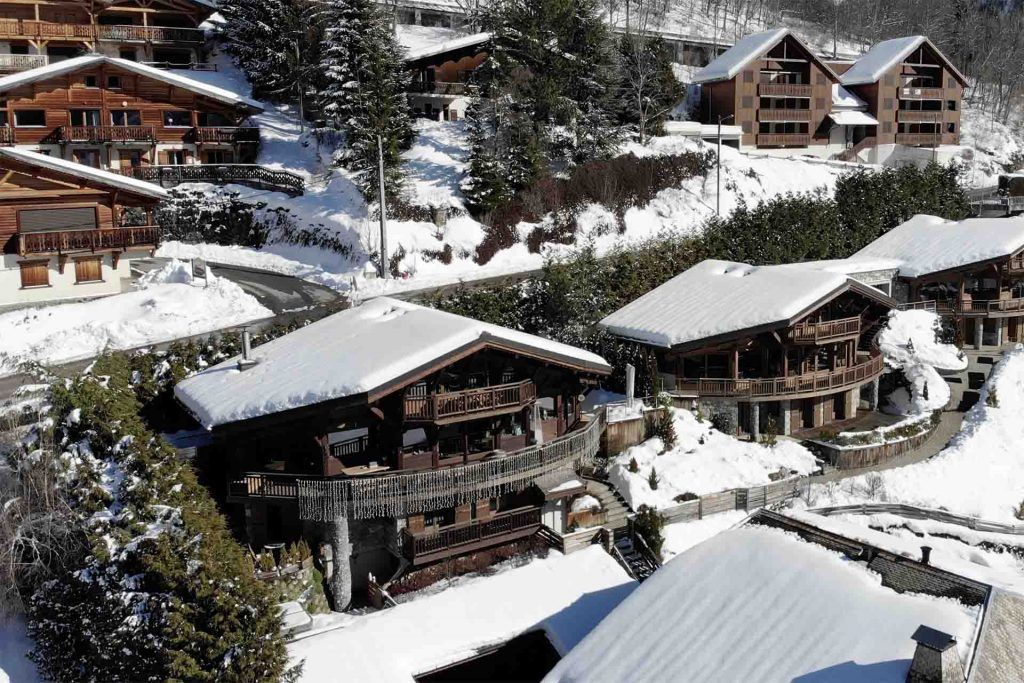 One of the finest luxury Chalets in Morzine for sale