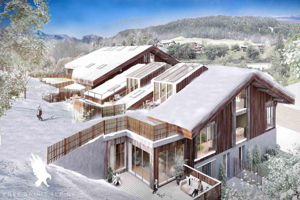 New development in Morzine for sale