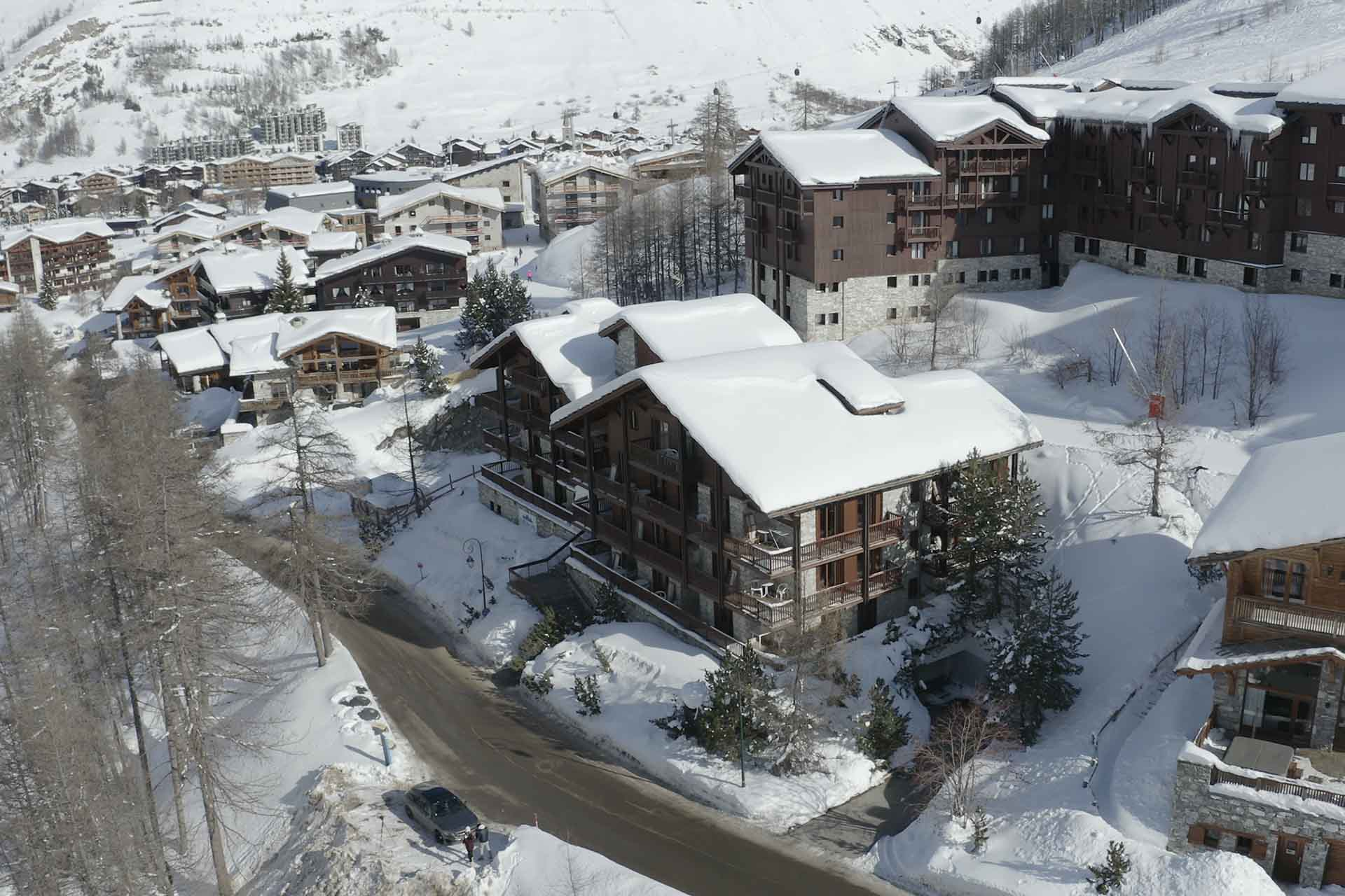 New Luxury Val d'Isere Development