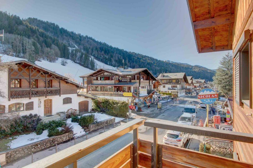 central Penthouse for sale in Morzine