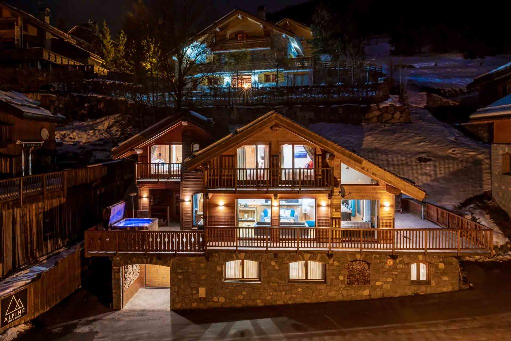 chalet in Meribel Village
