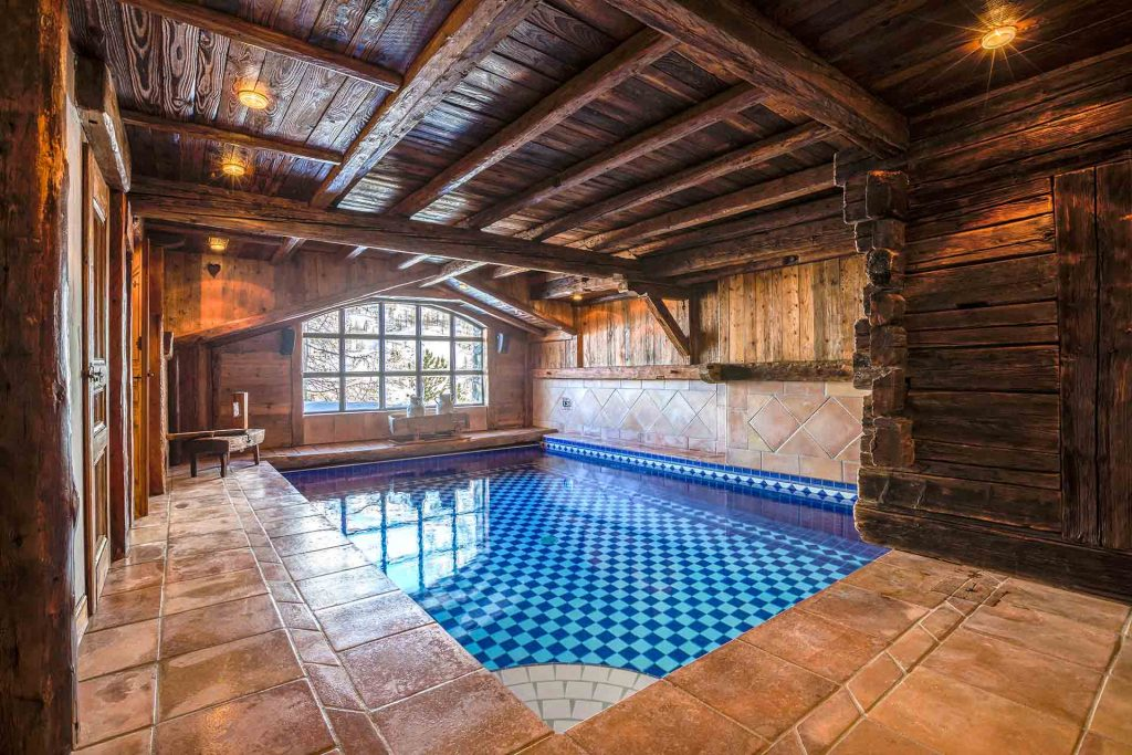 iconic val d'Isere Chalet for sale