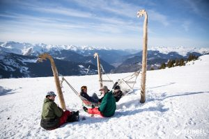 Loze hammock, Meribel