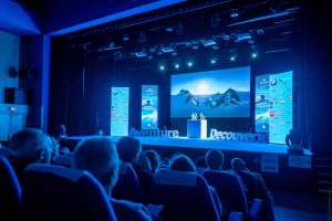 Film festival french alps