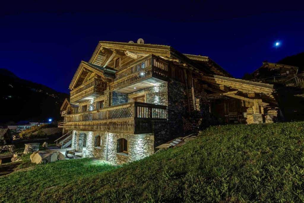 Chalet in Le Raffort for sale